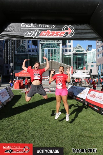 2015 Goodlife Fitness City Chase Toronto
