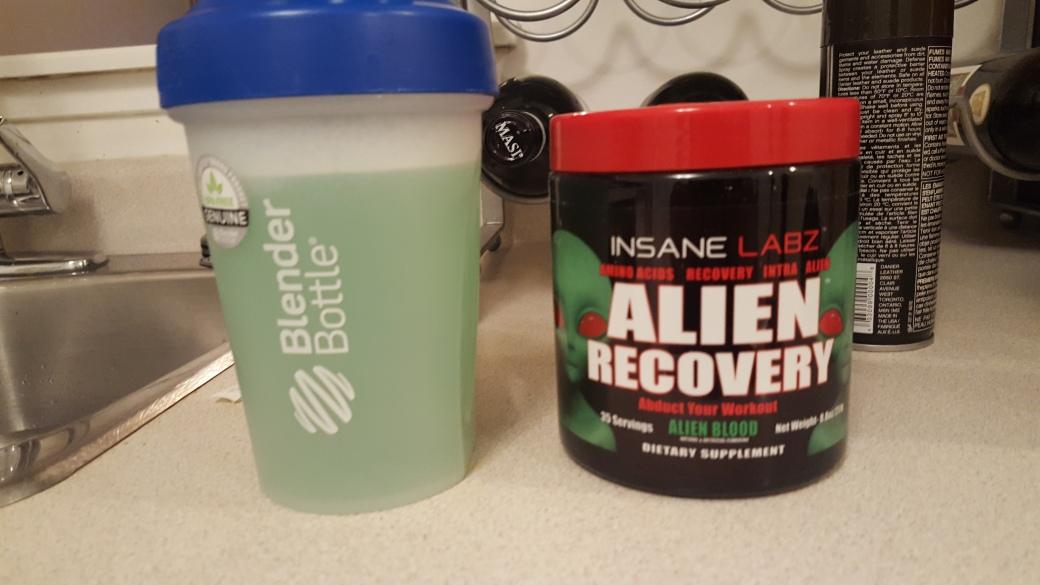 Alien Recovery