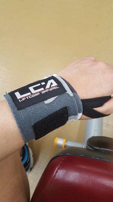 LIftcorp Apparel Wrist Wrap