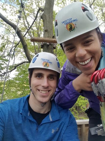 Treetop Trekking 2