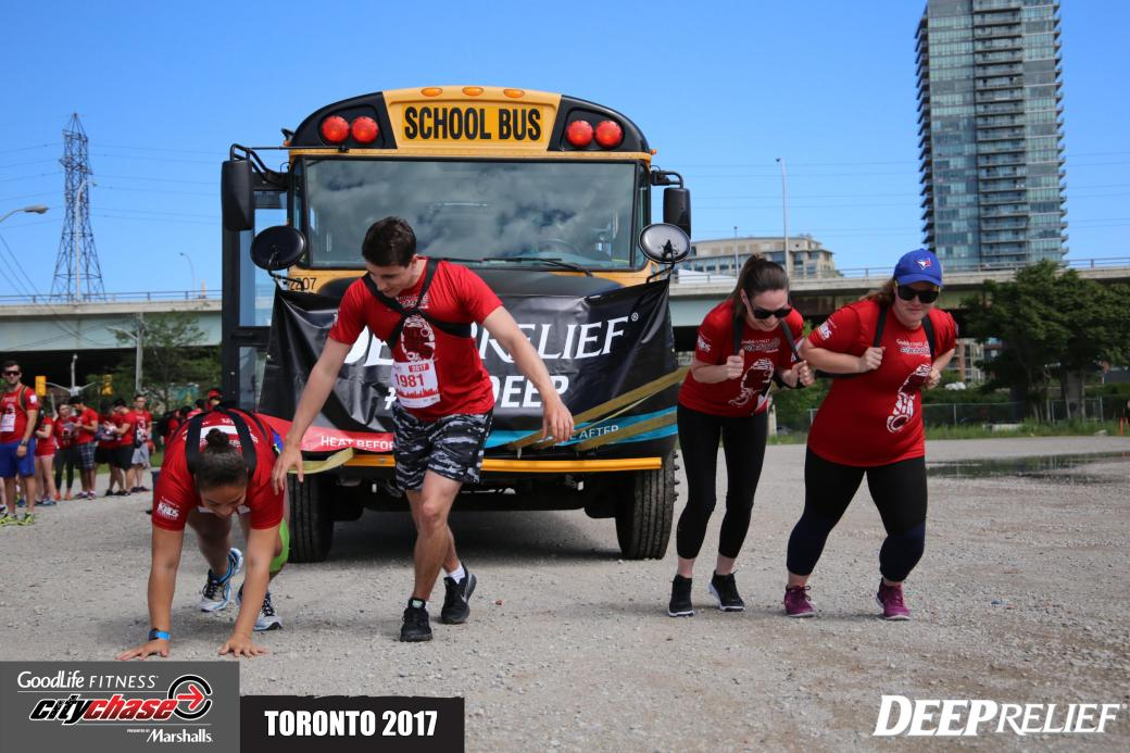 2017 GoodLife Fitness City Chase Toronto #1